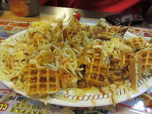 Waffle House DANK