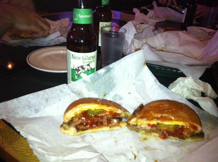 Butter Burger @ Kroll's